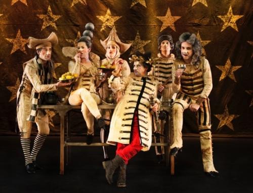 Danza y teatro al pie de los Mallos de Riglos, este fin de semana en el Festival Manhattan
