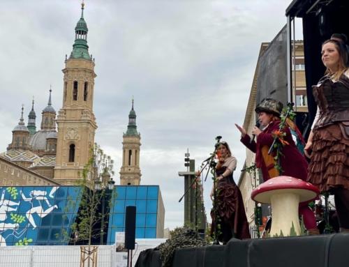 La gira de Almozandia Teatro llega este fin de semana a las tres provincias aragonesas con su paso por San Esteban de la Litera, Calcena, Quinto de Ebro, Híjar y Jaulín